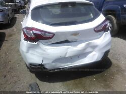2017 Chevrolet Cruze Lt Trunk Lid Need Repair Contact Me If You Need Shipping