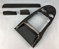 Mercedes R171 Slk Amg Original Performance Carbon Kit Interior Trim Dash Board