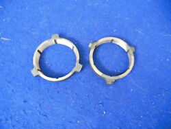New Moss Motors First/second Gear Synchro Rings 2 1968-1980 Mgb 462-220