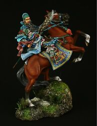 Tin Soldiers, Museum Top, Guang Yu, Chinese General, 90 Mm, China State