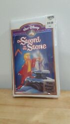 The Sword In The Stone Brand-newsealed 229 Stock Edition Vintage Rare