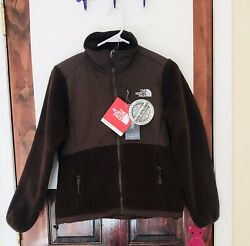 Northface Women Denali Jacket Size Xs Brown Color $50.00
