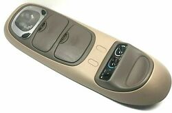 97 98 99 00 01 02 03 Ford Expedition Overhead Console AC Climate Control TAN OEM