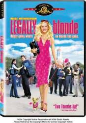 Legally Blonde - Dvd - Very Good