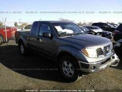 Rear Axle 6 Cylinder 4WD King Cab Fits 05-12 14-17 FRONTIER 1144144