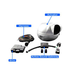 Active Sound - Kit Complet Booster Sonore Avec Application Mobile - Volkswagen