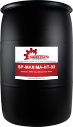Ingersoll Rand Ultra Plus Coolant, Rated For 12,000 Hours 55 Gallons
