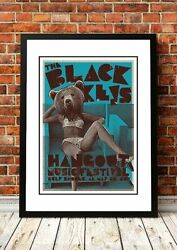 The Black Keys | American Rock Band Concert Tour Posters | 6 To Choose From.