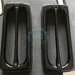 2x Rear Tail Light Cover Design For Mercedes-Benz G-Class W463 G500 G55 G63