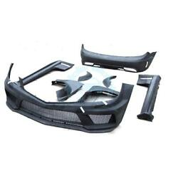 Wide Bodykits Parts Design for Mercedes-Benz C63 class W204 coupe 2011 -2014