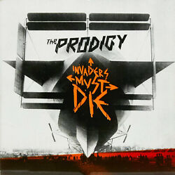 Prodigy Invaders Must Die 2009 Music Album Canvas Art Poster Print Keith Flint