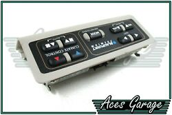Roof Entertainment Climate Switch Control Pad WK WL Statesman Caprice #3 Aces