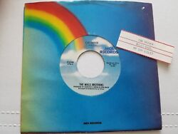 The Mills Brothers - My Shy Violet / Cab Driver 7 Pop Jukebox Strip