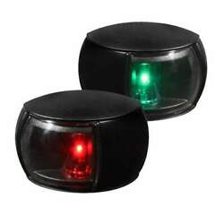 Hella LED Port and Starboard Black Lamps #980520901
