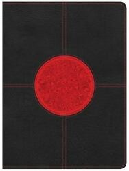 Apologetics Study Bible For Students, Black/red Leathertouch - Holman Bible Publ