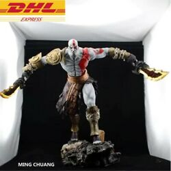 1/6 12 Statue God Of War Kratos Bust Ghost Of Sparta Action Figure Collectible