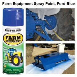 Ford Blue Spray Paint Coating Gloss Tractors Farm Implements Lawn Mowers Metal