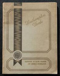 Southern Railway 1925 Southampton Docks Official Guide Rms Olympic Berengaria