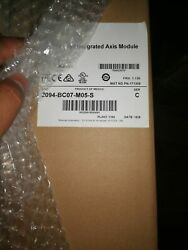 1PC for  NEW   2094-BC07-M05-S   Servo Driver (by EMS or DHL ) #QQ002