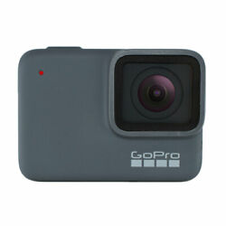 Gopro Hero7 Silver Waterproof Digital Action Camera With 2 Touch Screen