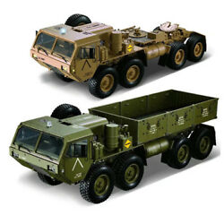 HG P801 P802 1:12 2.4G 8*8 M983 739mm Rc Car US Army Military Truck Without Batt