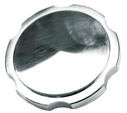 Polished Radiator Cap With Grips 16lbs 16 Hot Rod Lid Street Rat Aluminum Cool
