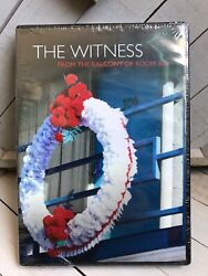 New Sealed The Witness From The Balcony Of Room 306 Dvd Dr Martin Luther King Jr