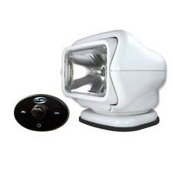 Golight Stryker Searchlight 12v 20andrsquo Wired Dash Control White 3020