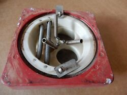 Vintage Housing Mounting Base Assembly For Candy Gumball Vending Machine Parts