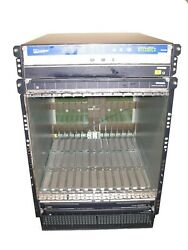 Juniper MX960BASE3-AC MX960 14-Slot MX Chassis w/ AC Power Supplies - TESTED