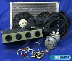 A/c Kit Universal Underdash 450 14x20 And Electric Harness