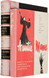 Rosalind Russell's Copy of Auntie Mame Signed and Inscribed By 35 Cast Members