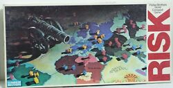 Vintage Parker Brothers World Conquest Board Game Risk 1980 Complete No. 44 Vgc
