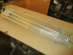 1960-61 Ford Falcon-ranchero Grille With Lights/ Ratrod
