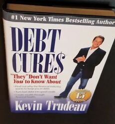 Debt Cures Kevin Trudeau1 New York Times Bestselling Author Hardcover