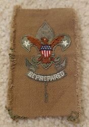 1917-25 Boy Scout Patrol Leader First Class Combination Rank Position Badge
