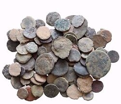 A Nice Lot Of 20 Ae Ancient And Roman Coins And Always Bonus Coins Added