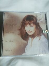 Voices In The Wind By Suzy Bogguss Cd Oct-1992 Liberty -new-small Slit Case