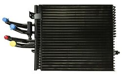 19664 Dual Oil Cooler For John Deere 8000 Series Tractor Replaces Re47767 Made