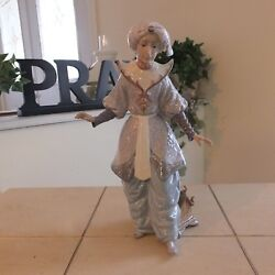 Lladro Melchior's Page 1515 Nativity Old And Rare Mint Condition Fast Shipping