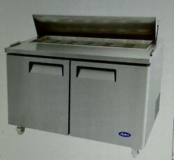Atosa Msf8303gr 60refrigerated Sandwich/salad Prep Table