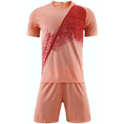Soccer Uniform Packages Of High Quality Jersey And Shorts
