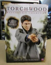 New Titan Merchandise Doctor Who Torchwood Captain Jack Harkness Maxi-bust