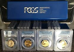2000-2017-s Native American Dollar Set Proof 69 D-cameo 18 Coins
