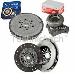 Clutch Kit And Sachs Dmf With Fte Csc For Vauxhall Astra Saloon 2.0 Dti 16v