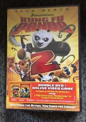 Kung Fu Panda 2 / Secrets Of The Masters Two-dvd
