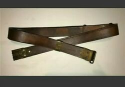 Wwii 1903 1903a3 1903a4 Springfield Kerr Sling Leather