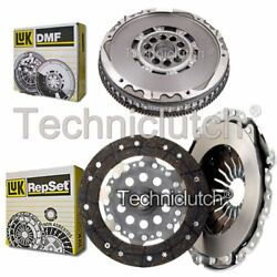 Luk 2 Part Clutch Kit And Luk Dmf For Volvo S80 I Saloon 2.4 Bi-fuel