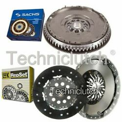 Luk 2 Part Clutch Kit And Sachs Dmf For Volvo S80 Berlina 2.9