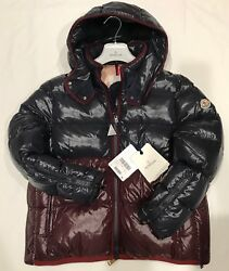 Moncler Women Cotinus Hooded Down Puffer Coat Brand New Size 3